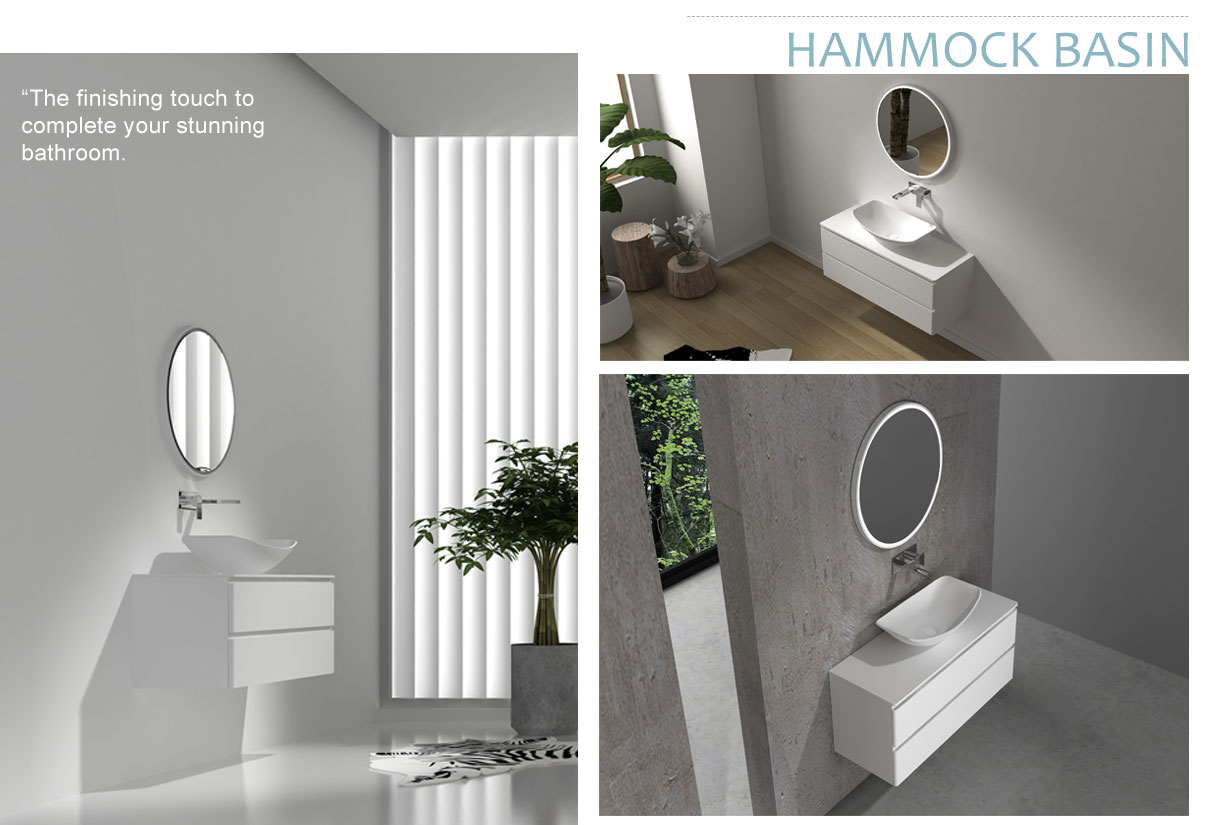 hammock basin